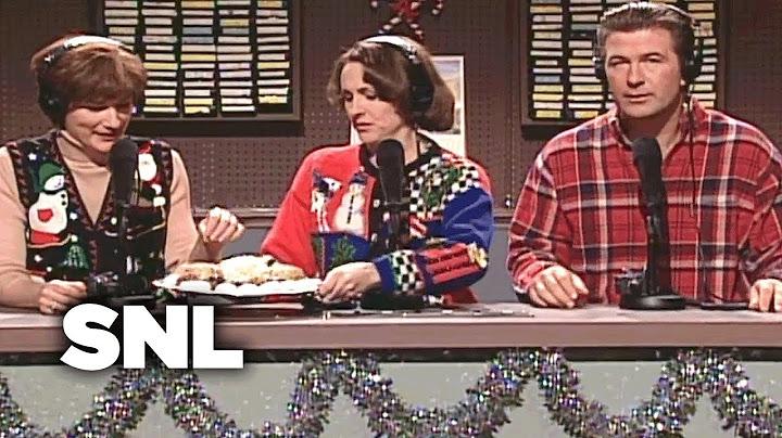 Schweddy Balls Video (Alec Baldwin The Delicious Dish SNL Skit)